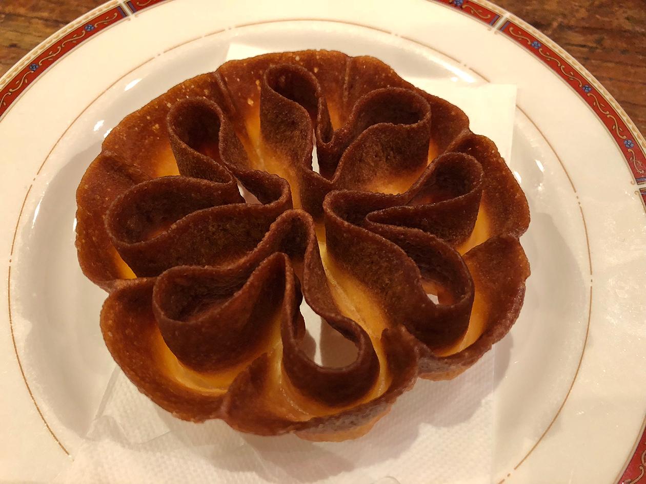 スペインの揚げ菓子 フロロン